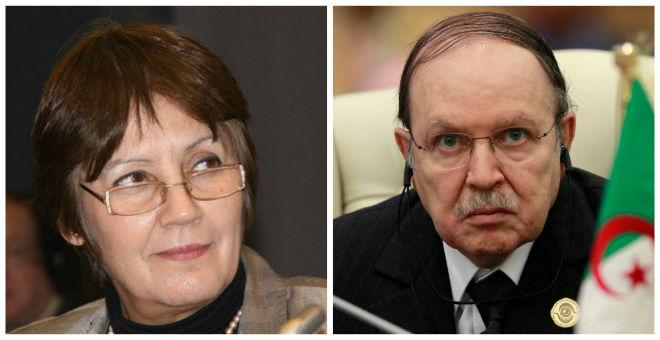 برلماني جزائري يراسل بوتفليقة لإقالة الوزيرة بن غبريط