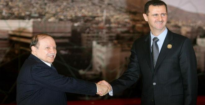 هل تمنح الجزائر اللجوء لبشار الأسد؟