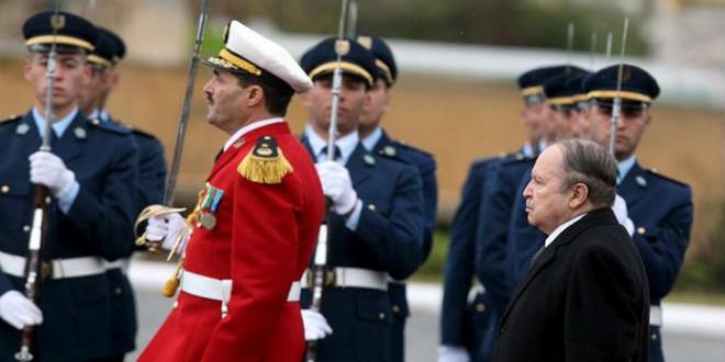 Bouteflika Garde