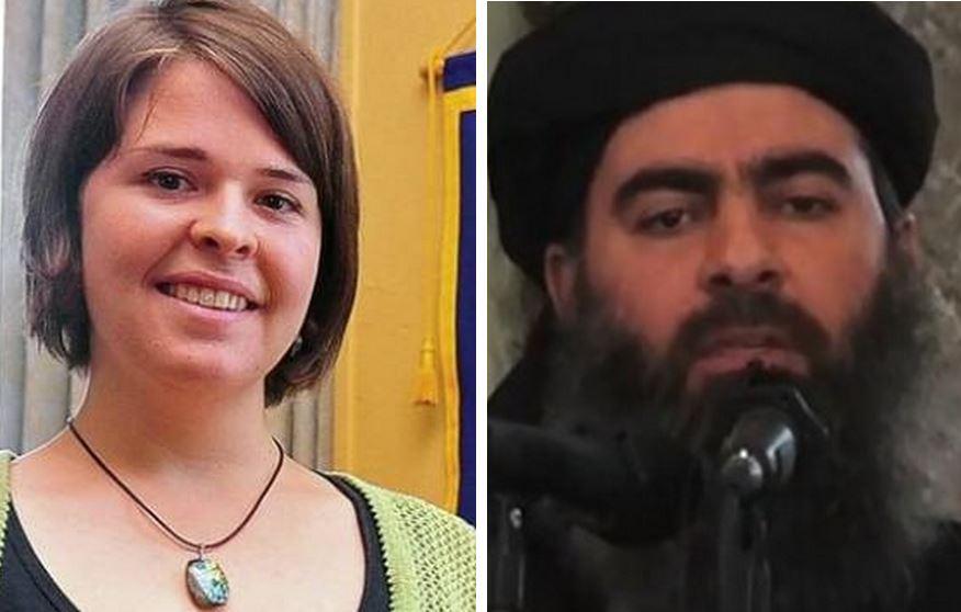 تقرير. البغدادي اغتصب الرهينة الأميركية