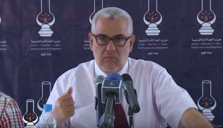 فيديو. بنكيران للعماري: أنت صعلوك وآخر شعرة من رأس الخطيب أشرف منك!