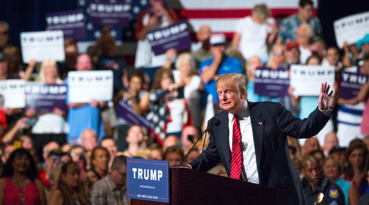 هرطقات المرشح الأمريكي دونالد ترامب متواصلة