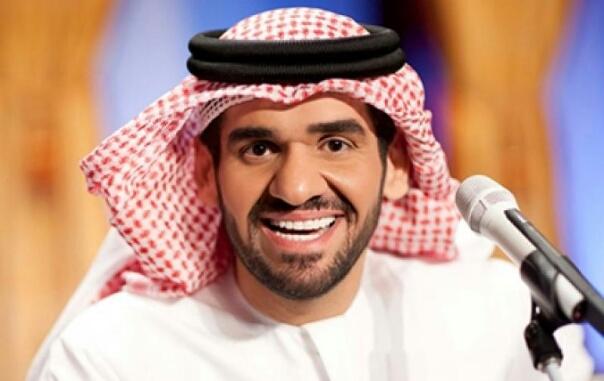 توشيح الفنان سعد المجرد من طرف الملك محمد السادس