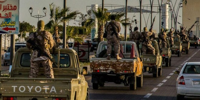 """داعش"" ليبيا"