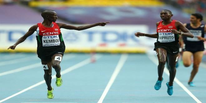 Kenya Athlets
