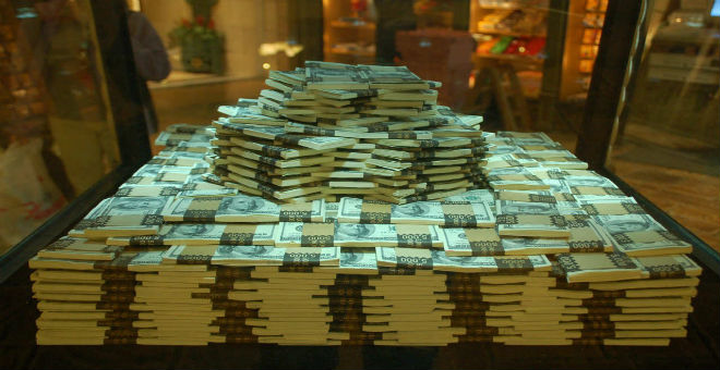تقرير دولي حول الثروة: 4700 مليونير في الجزائر