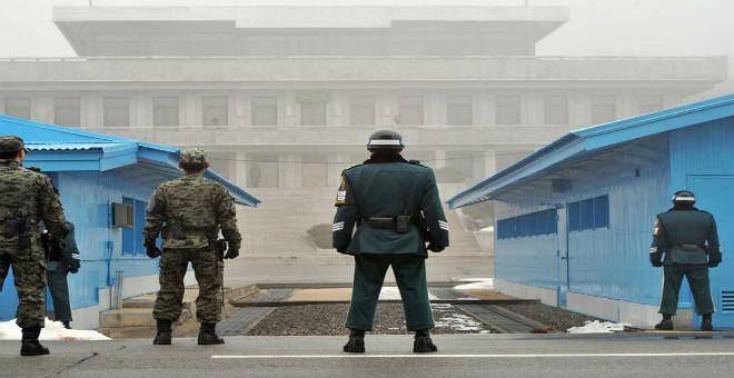 عودة الهدوء على الحدود بين الكوريتين