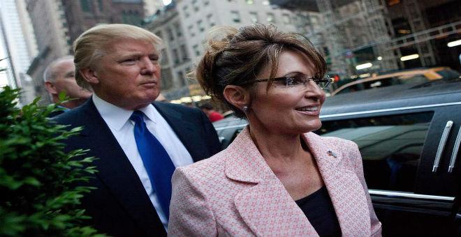 أمريكا: هل تصبح سارة بايلن نائبة دونالد ترامب في السباق الرئاسي؟
