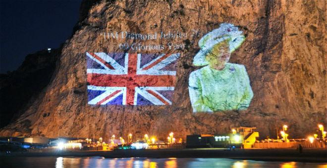 جبل طارق، صخرة بريطانية في خاصرة إسبانيا