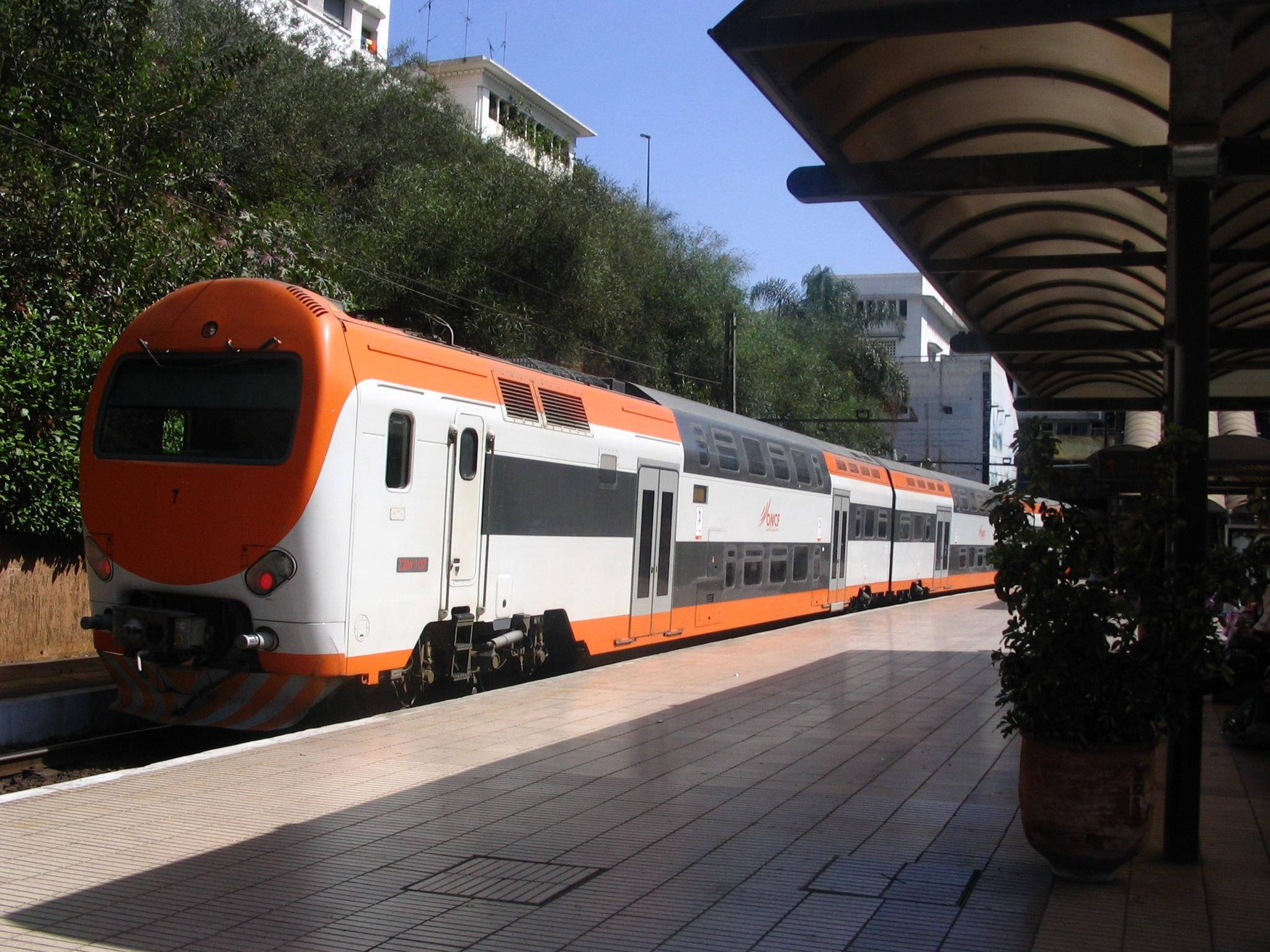حادث قطار جديد.. و''ONCF'' يكشف التفاصيل