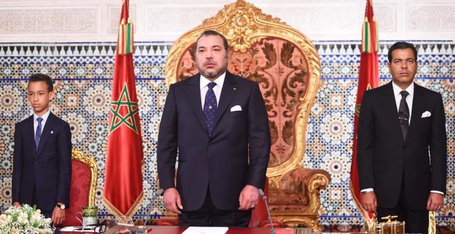 توقيف صحفي فرنسي بعد محاولته ابتزاز الملك محمد السادس