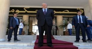 الوزير الأول الجزائري