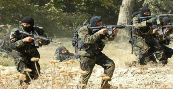اشتباكات بين الجيش التونسي ومجموعة إرهابية بجبال الكاف