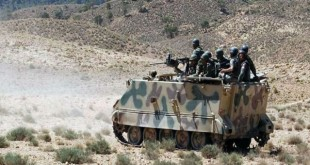 وحدات الجيش التونسي