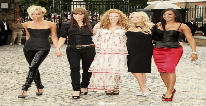 عضوة سابقة بـ Spice Girls تنفي عودة الفرقة للغناء