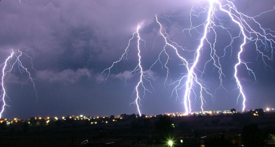 نشرة إنذارية. هذه المدن ستشهد عواصف رعدية قوية إلى غاية منتصف الليلة