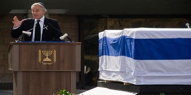 Tony Blair Israel