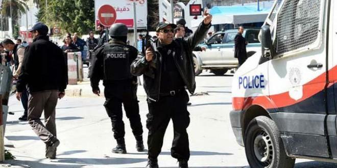 Tunisie Anti-terrorisme