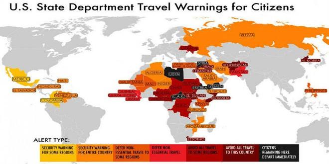 Warning Travel