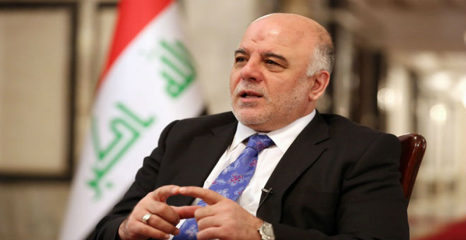 مكتب العبادي: تصريحات الجنرال الأمريكي حول تقسيم العراق