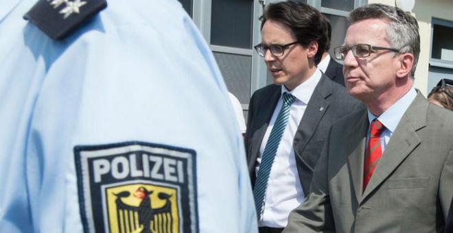 الشرطة الألمانية تفتح مكتبا بتونس