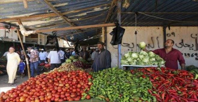 تراجع واردات ليبيا من المواد الغذائية