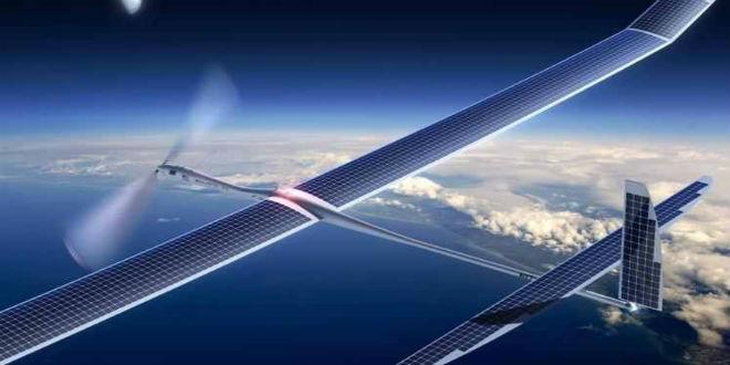فيسبوك يبني طائرة بدون طيار