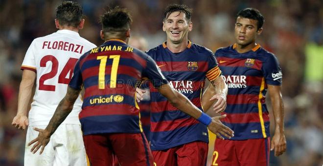 برشلونة مستعد للنهائي السوبر أمام إشبيلية