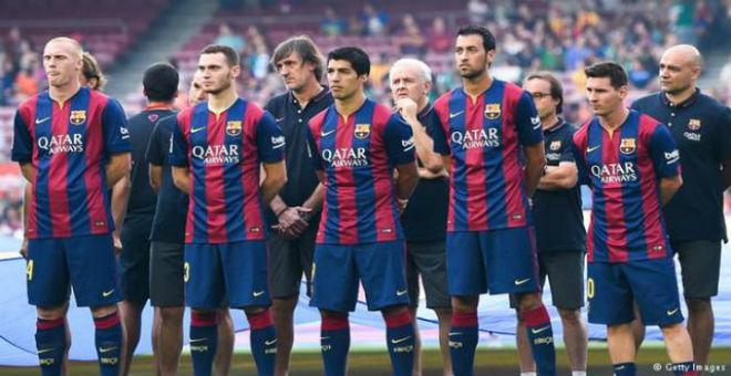 برشلونة يفوز على ليفركوزن بشق الأنفس