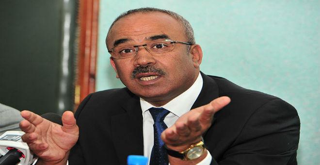 بدوي: تنام الإرهاب بالجزائر سببه دول الجوار