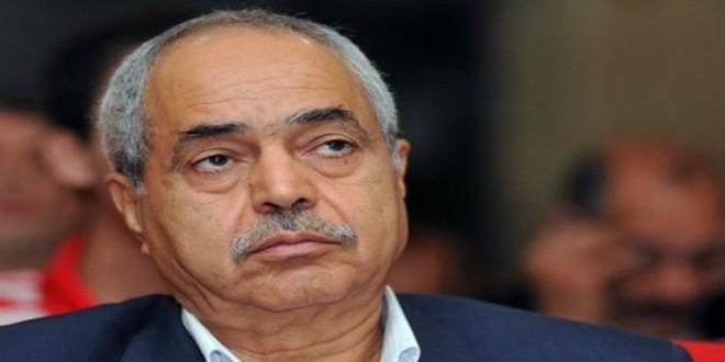 رئيس الحكومة الجزائري السابق أحمد بن بيتور