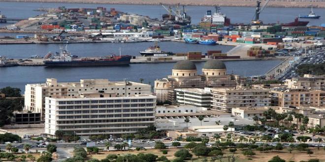 benghazi-port
