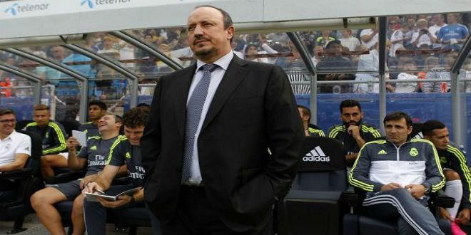 بينيتز يحلم  بضم ثلاثة أسماء وازنة إلى ريال مدريد