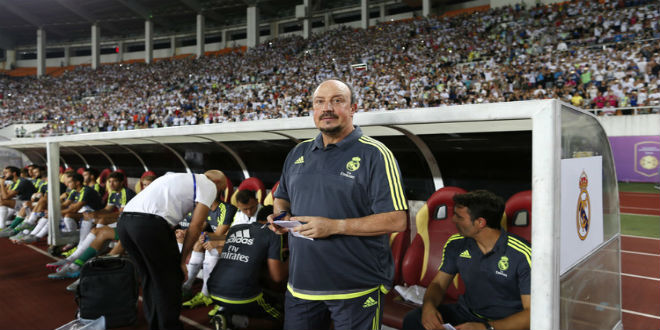 مؤشرات مبشرة بنجاح بينيتز مع ريال مدريد