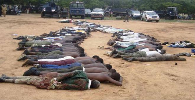 مقتل 150 شخصا على يد بوكو حرام في نيجيريا