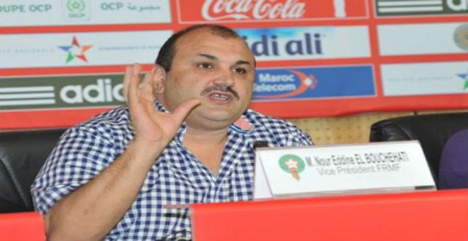 البوشحاتي : الظروف موفرة للمنتخب للعودة بالتأهل من باتا