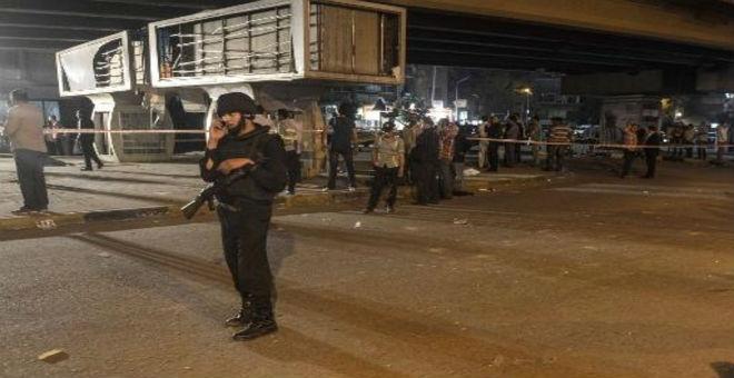 عاجل..انفجار قوي أمام مقر الأمن الوطني في القاهرة