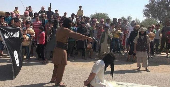 داعش: 122 مقاتلا حاولوا الانقلاب على البغدادي بالموصل