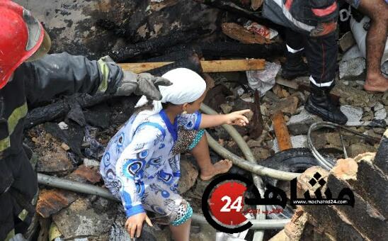 قنينة غاز تتسبب من جديد في حريق بالدارالبيضاء