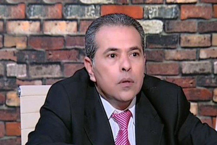 القبض على توفيق عكاشة مدير قناة الفراعين!