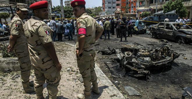ليبيا..داعش ينشر صورة المتهم الأول في اغتيال هشام بركات