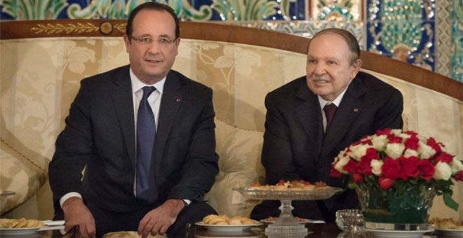بوتفليقة و فرنسا: خطوة إلى الأمام .. خطوتان إلى الوراء
