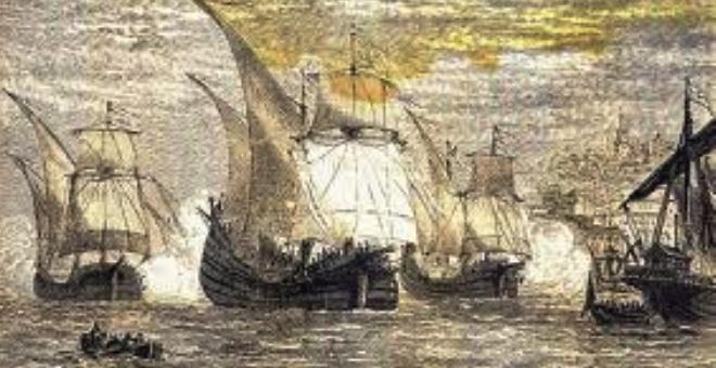 التنافس الإسباني البرتغالي للصيد في المياه المغربية بين القرن الخامس عشر والقرن التاسع عشر