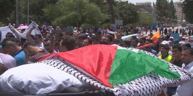 الأردنيون ينظمون وقفة تضامنية مع الدوابشة والكساسبة