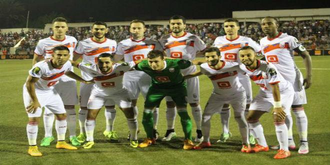 المغرب التطواني يفوز على سموحة ويتصدر المجموعة الأولى