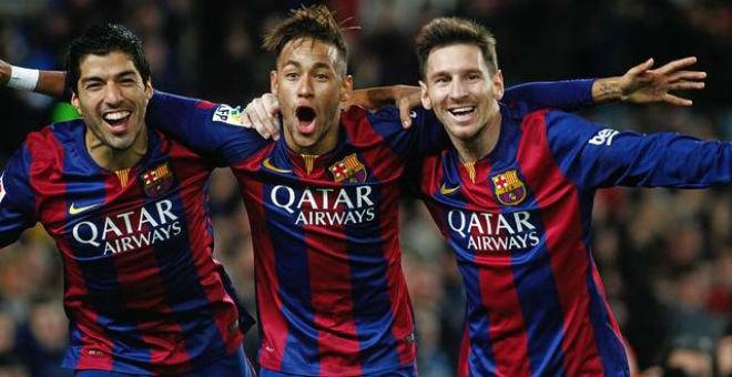 ثلاثي برشلونة يضرب بقوة في الموسم المقبل