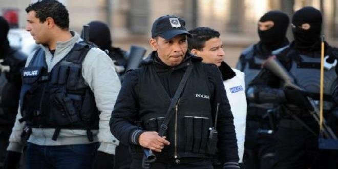 police tuninsien