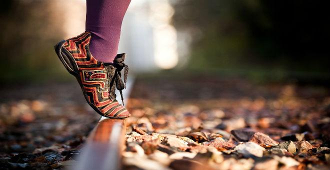 اتجاهات تطغى على موضة أحذية الخريف
