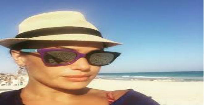 جمهور هند صبري يهاجمها بسبب وشم على قدميها