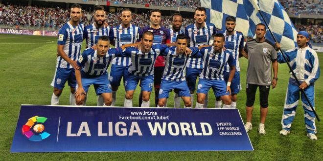 ثلاث مباريات ودية لاتحاد طنجة في اسبانيا